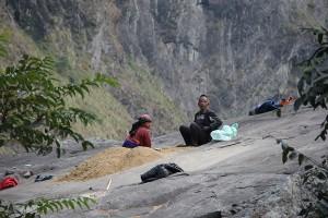 Jagat Tsum Valley Manaslu Circuit Trek Nepal Trekking Hike Hiking
