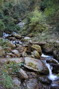 Ghalegaun Trek Stream Nepal