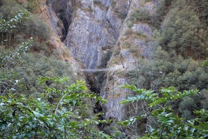 Bridge Tsum Valley Trek Trekking Hike Hiking Nepal