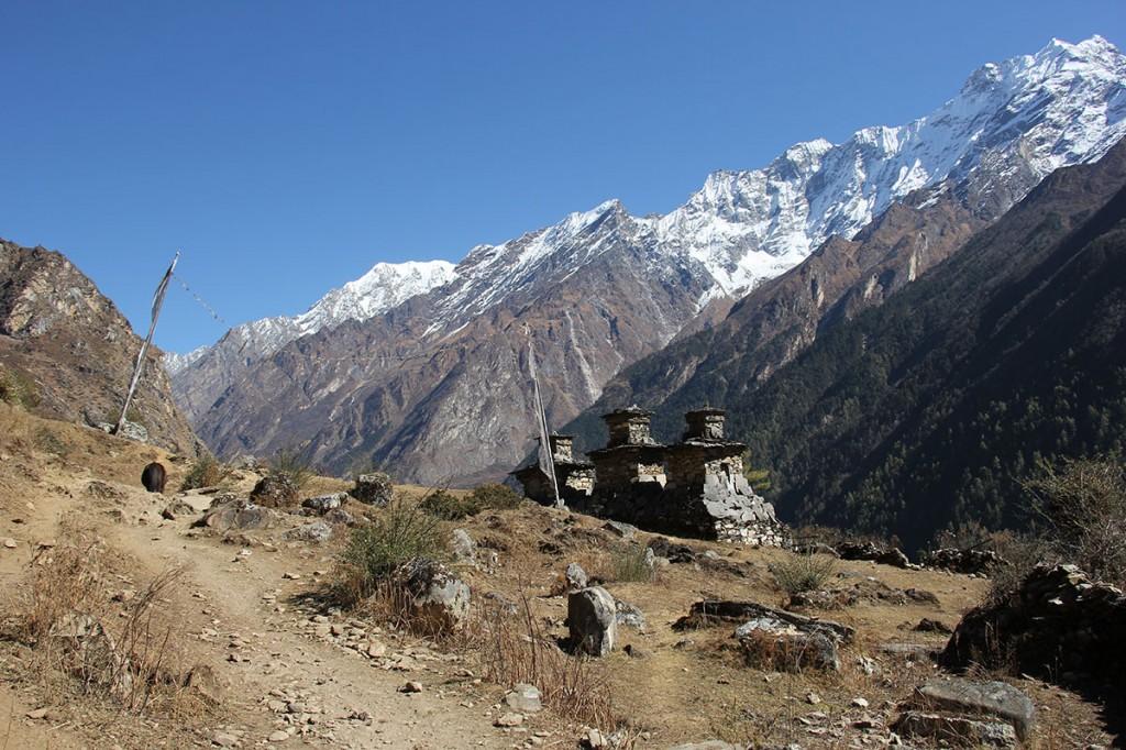 Mani Wall Upper Dolpo Trek Nepal Trekking Hike Hiking Himalayas