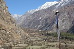 Tsum Valley Trek Trekking Hike Hiking Nepal