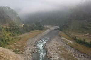 river Panch Pokhari Trek Trekking Hike Hiking Nepal