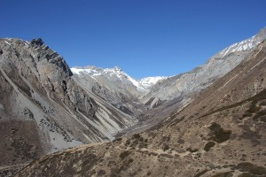 Himalayan Valley Upper Dolpo Trek Nepal Trekking Hike Hiking Himalayas