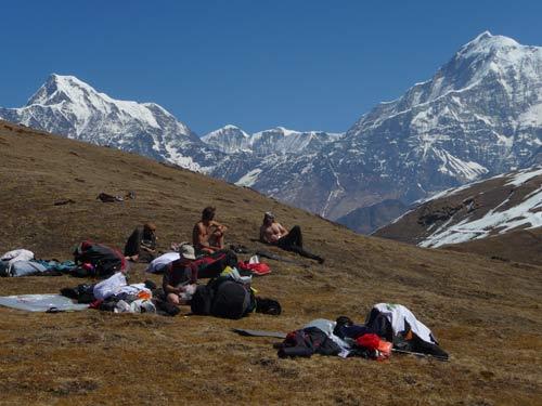 Paragliding Paraglide Pokhara Nepal Himalayas Adventure Sports