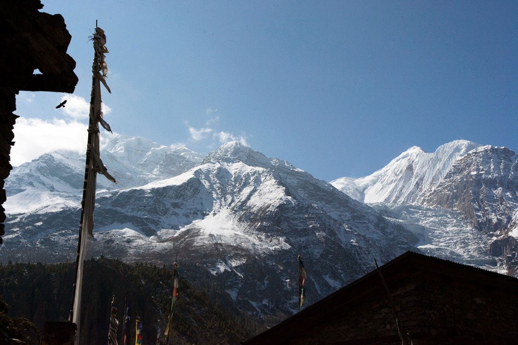 Annapurna Massif Circuit Trek Trekking Hike Hiking Nepal