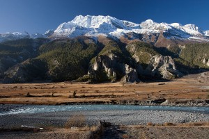 River Annapurna Circuit Trek Trekking Hike Hiking Nepal