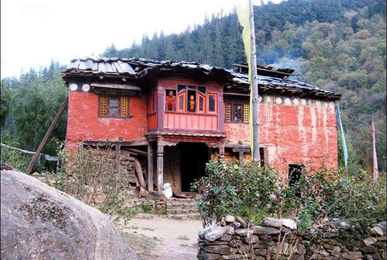 Bon Religion Gompa Lower Inner Dolpo Trek Nepal Trekking Hike Hiking Himalayas