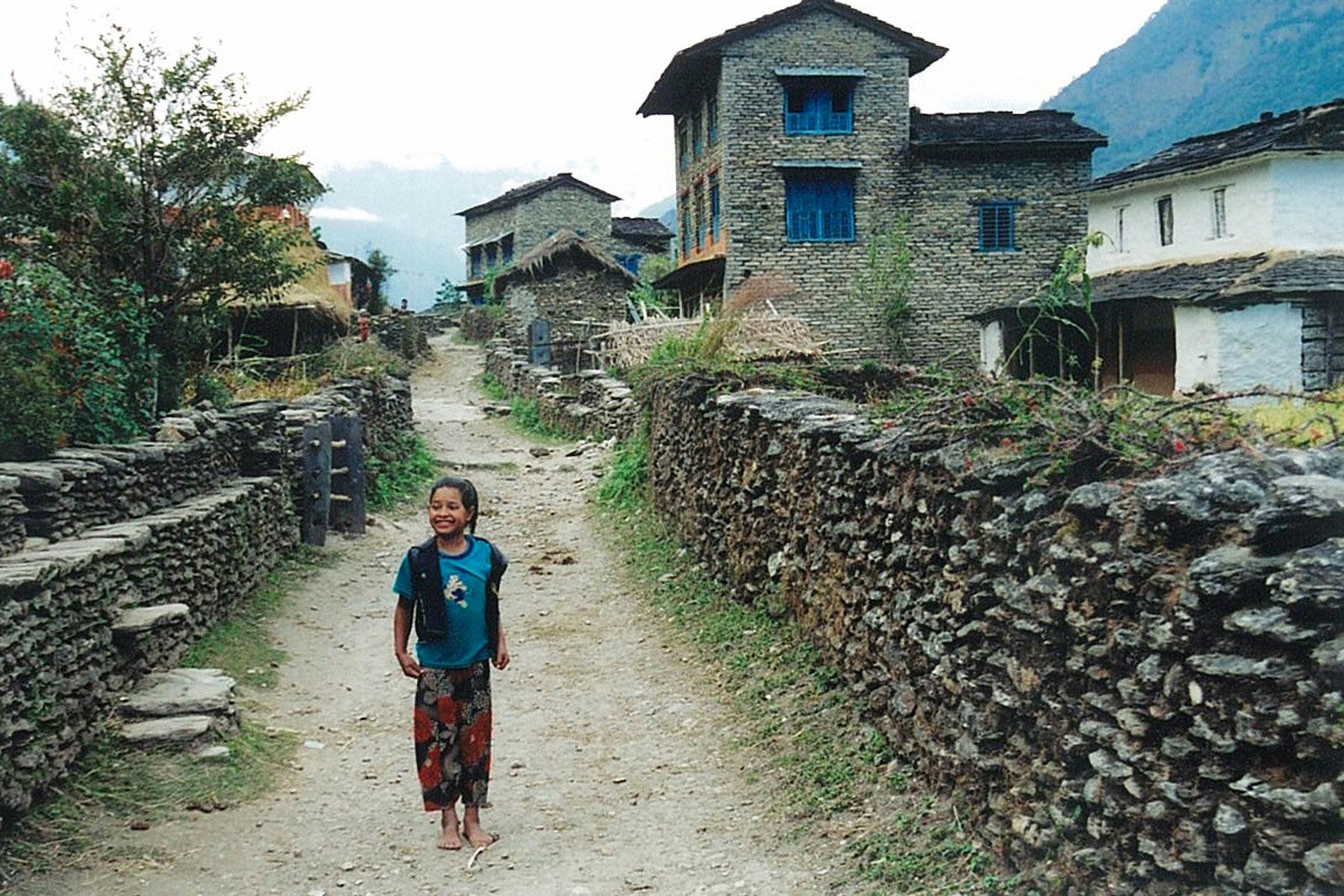 Melamchigaon Helambu Valley Trek trekking hike hiking nepal
