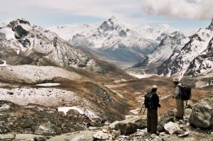 Cho La 3 Three Passes Trek Everest Base Camp EBC Trek Nepal Trekking Hike Hiking Himalayas