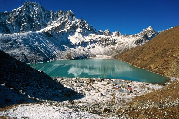 Gokyo Lake 3 Three Passes Trek Everest Base Camp EBC Trek Nepal Trekking Hike Hiking Himalayas