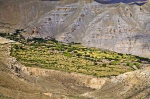 Geling Upper Mustang Trek Trekking Hike Hiking Nepal