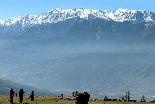 Ghoti Chaur Himalayan Meadows Lower Inner Dolpo Trek Nepal Trekking Hike Hiking Himalayas