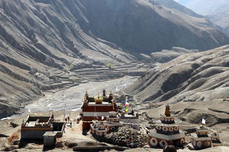 Saldang Gompa Upper Dolpo Trek Nepal Trekking Hike Hiking Himalayas