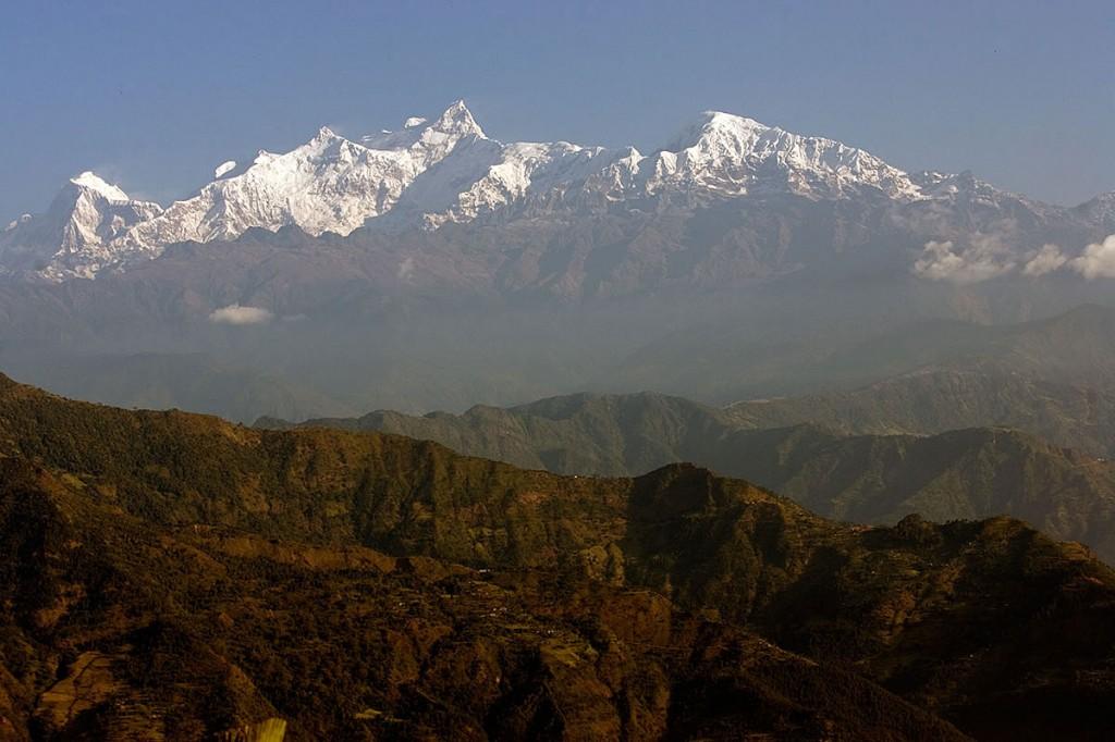 Trekking Trek Hiking Hike Gorkha Luitel Banjang Nepal