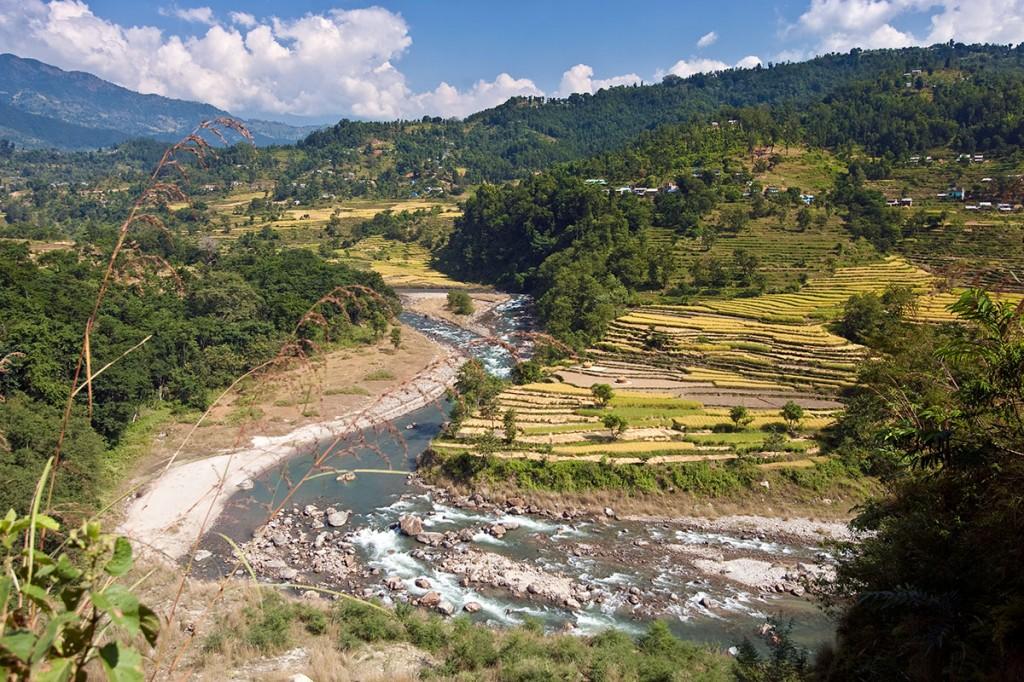 Trekking Trek Hiking Hike Luitel Banjang Tarkughat Nepal