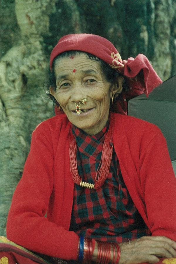 Ghalegaun Trek trekking hiking hike Gurung Nepal