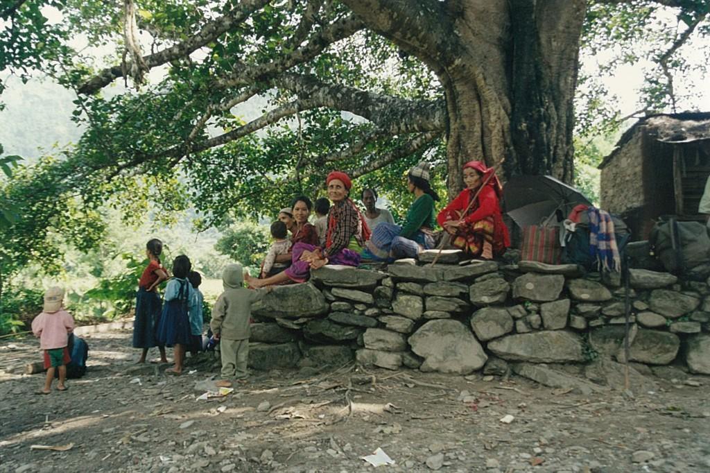 Manaslu Circuit Tsum ValleyTrek Nepal Trekking Hike Hiking Himalayas