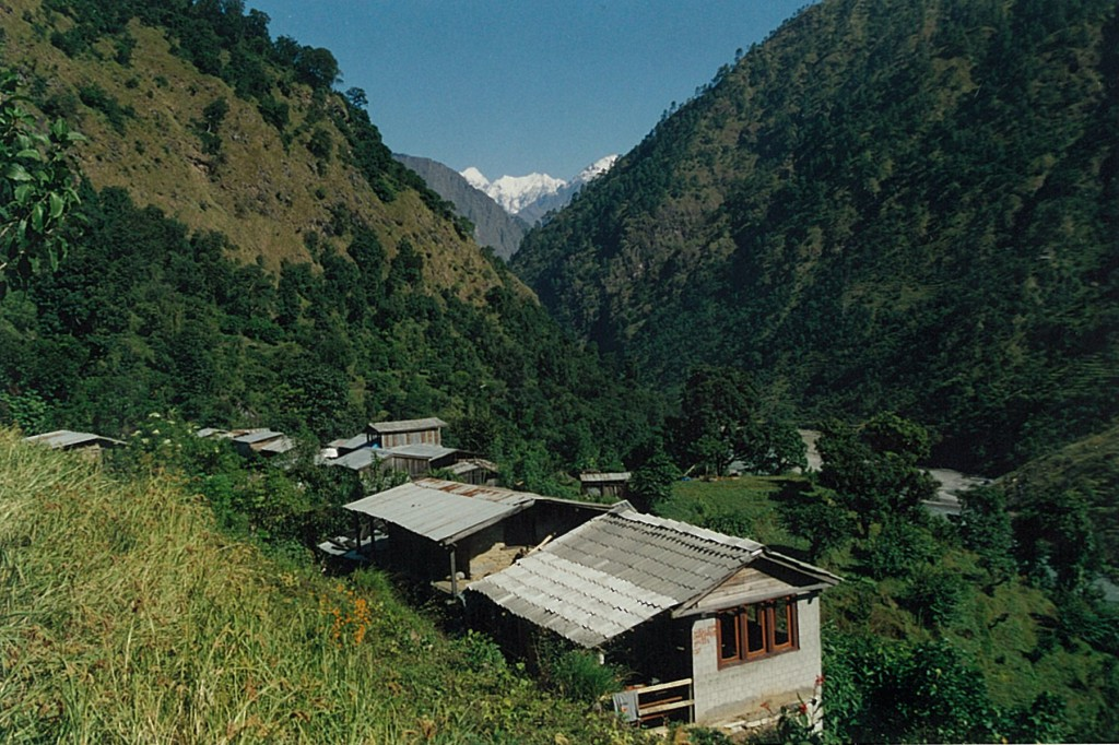 Village Panch Pokhari Trek Trekking Hike Hiking Nepal