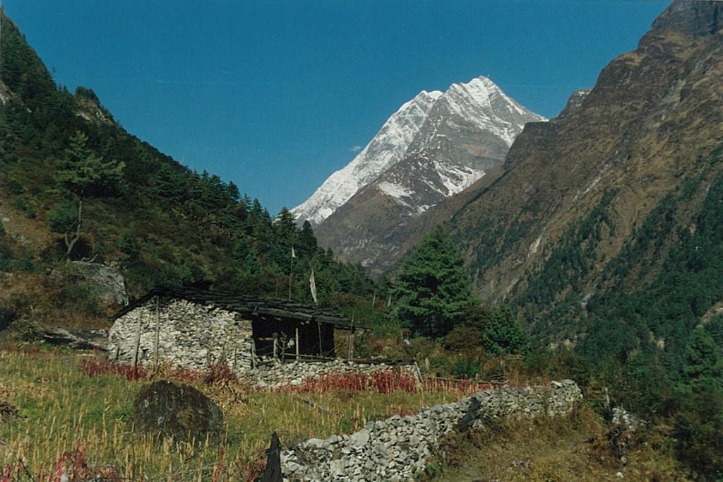 Manaslu Circuit Trek Nepal Trekking Hike Hiking Himalayas
