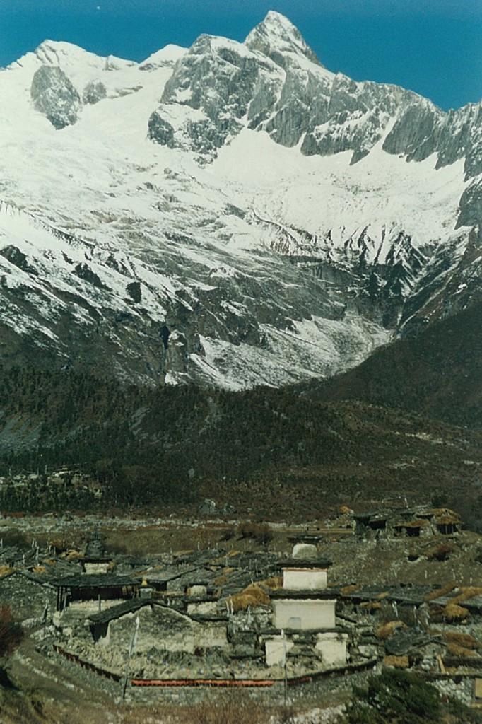 Samdo Manaslu Circuit Trek Nepal Trekking Hike Hiking Himalayas