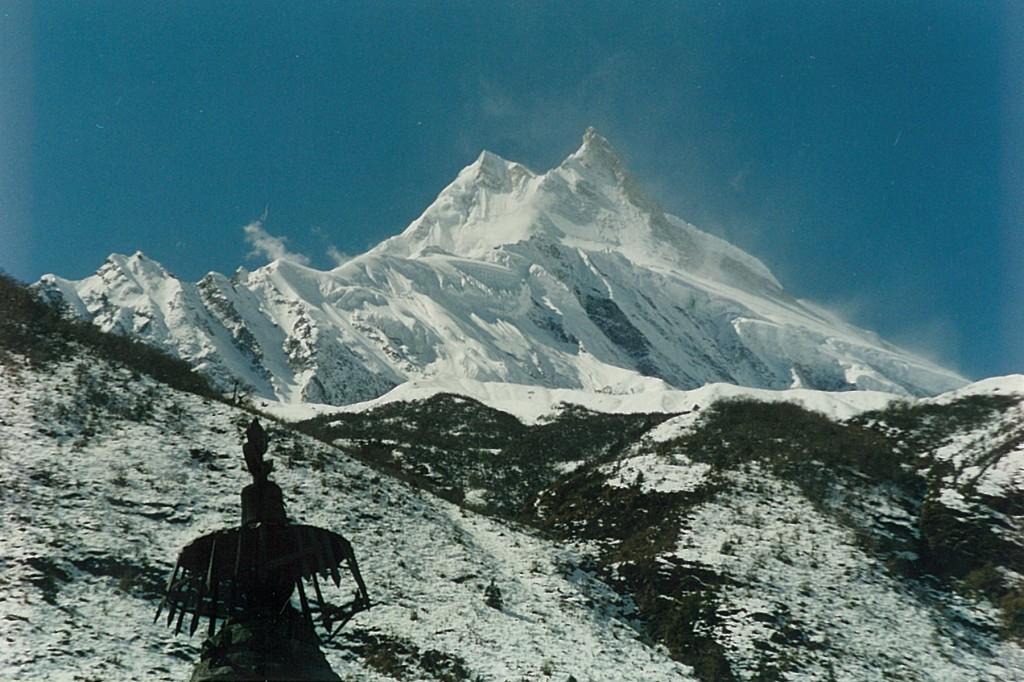 Manaslu Peak Circuit Trek Nepal Trekking Hike Hiking Himalayas