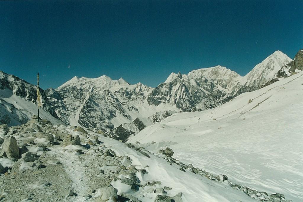 Larkya La Manaslu Circuit Trek Nepal Trekking Hike Hiking Himalayas