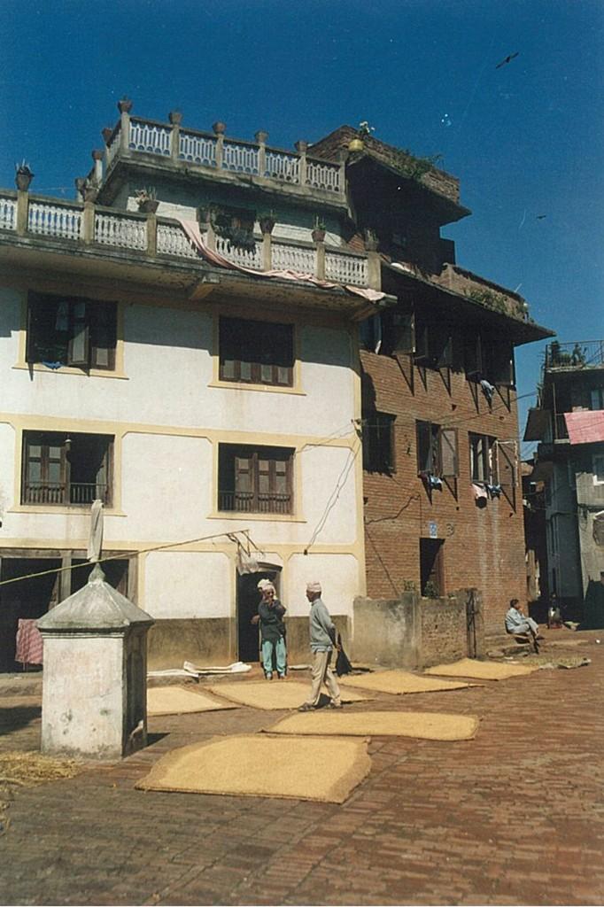 Street Life Kirtipur Nepal