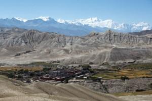 Lo Manthang Upper Mustang Trek Trekking Hike Hiking Nepal