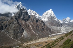 Lobouche Everest Base Camp Trek EBC Trekking Hike Hiking Nepal