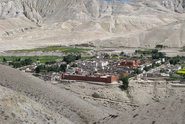 Lo Mangthang Upper Mustang Trek Trekking Hike Hiking Nepal