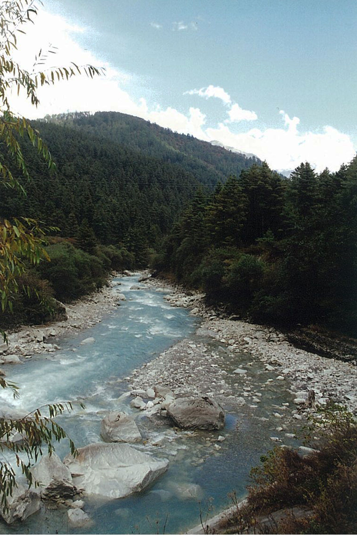Mountain Stream River Upper Dolpo Trek Nepal Trekking Hike Hiking Himalayas