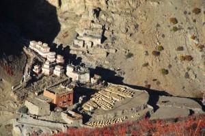 Namgung Gompa Upper Dolpo Trek Nepal Trekking Hike Hiking Himalayas