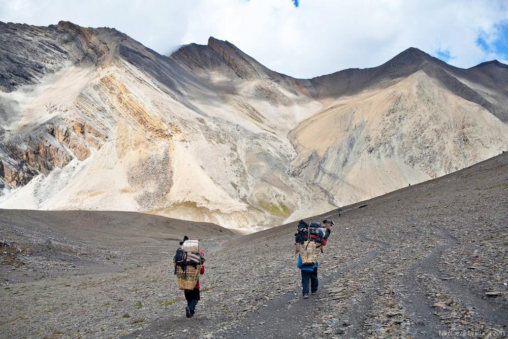 Ngadra La Upper Dolpo Trek Nepal Trekking Hike Hiking Himalayas