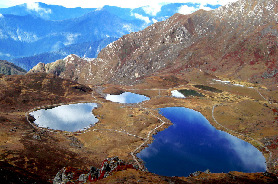 Holy Lake Panch Pokhari Trek Trekking Hike Hiking Nepal