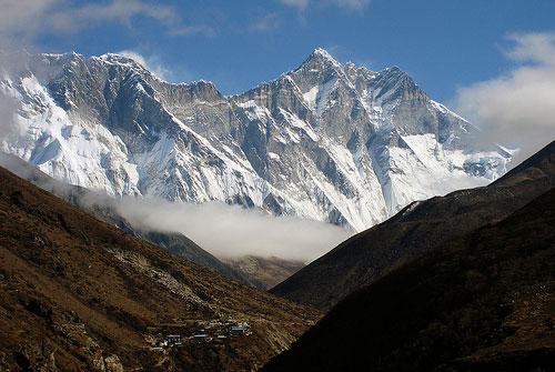 Pangboche Everest Panorama Trek Khumbu Valley Trekking Hike Hiking Nepal