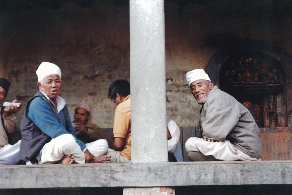 Street Life Kathmandu Nepal