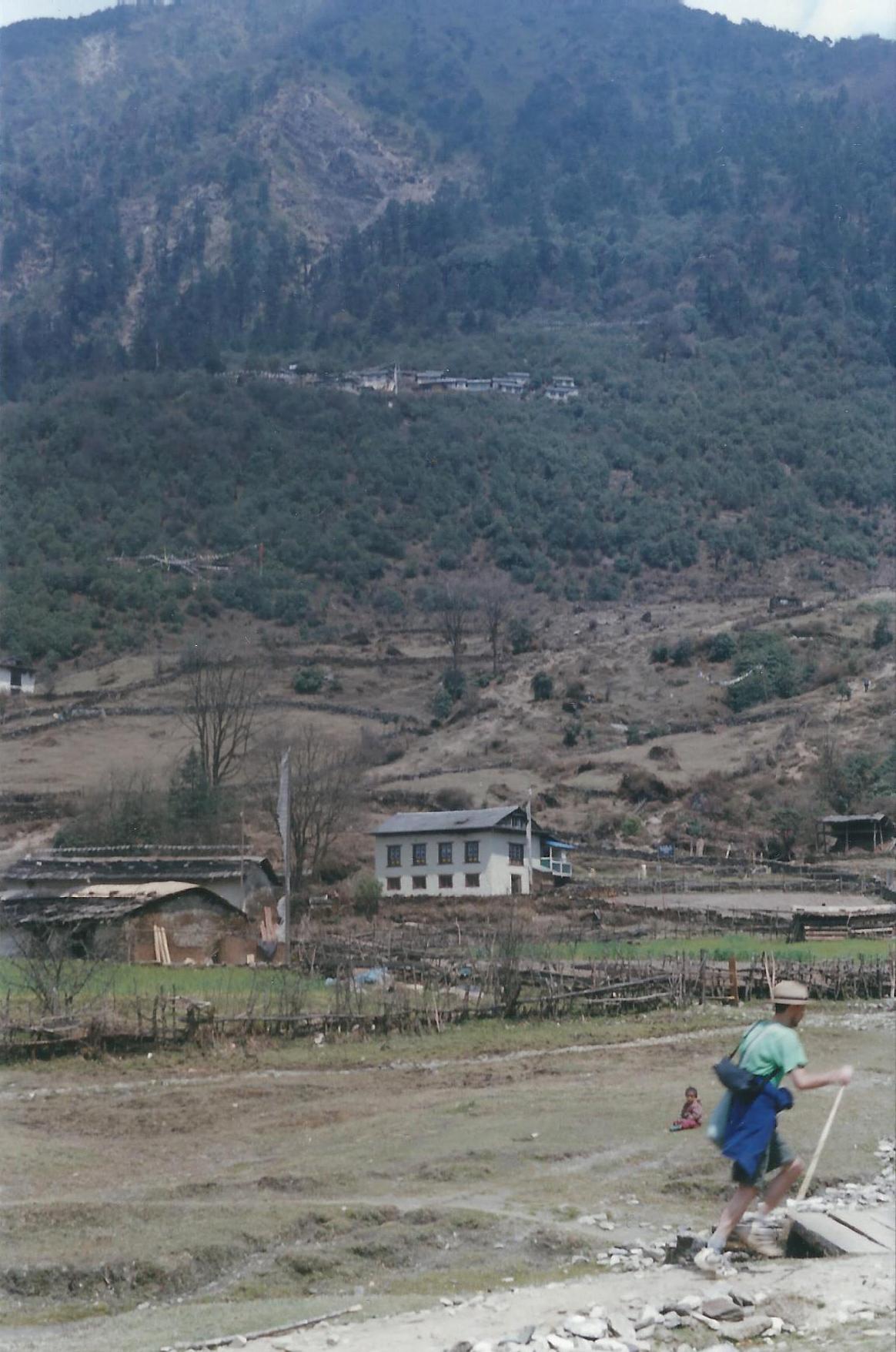 Trekker Upper Dolpo Trek Nepal Trekking Hike Hiking Himalayas