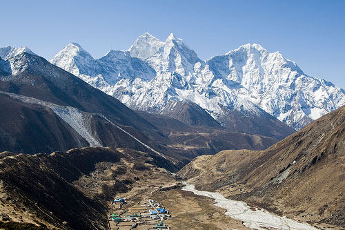 Periche Everest Base Camp Trek EBC Trekking Hike Hiking Nepal
