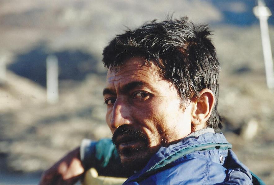 Trekking Trek Hiking Hike Porter Nepal