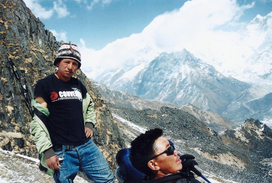 Trekking Trek Hiking Hike Porters Nepal