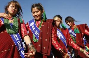 Tamu Lhosar Nepal New Year Festival Festivals Cultural Tourism Dance Dancing