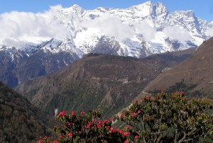 Tengboche Everest Panorama Trek Khumbu Valley Trekking Hike Hiking Nepal
