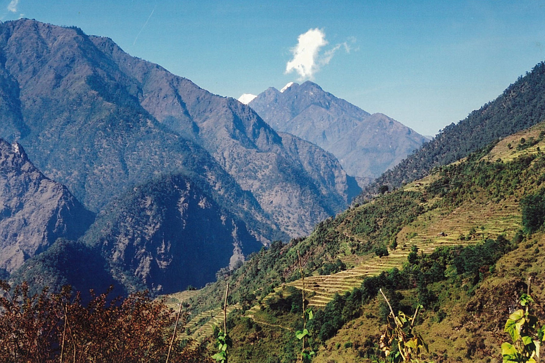 Ghorepani Poon Hill Trek trekking hike hiking nepal