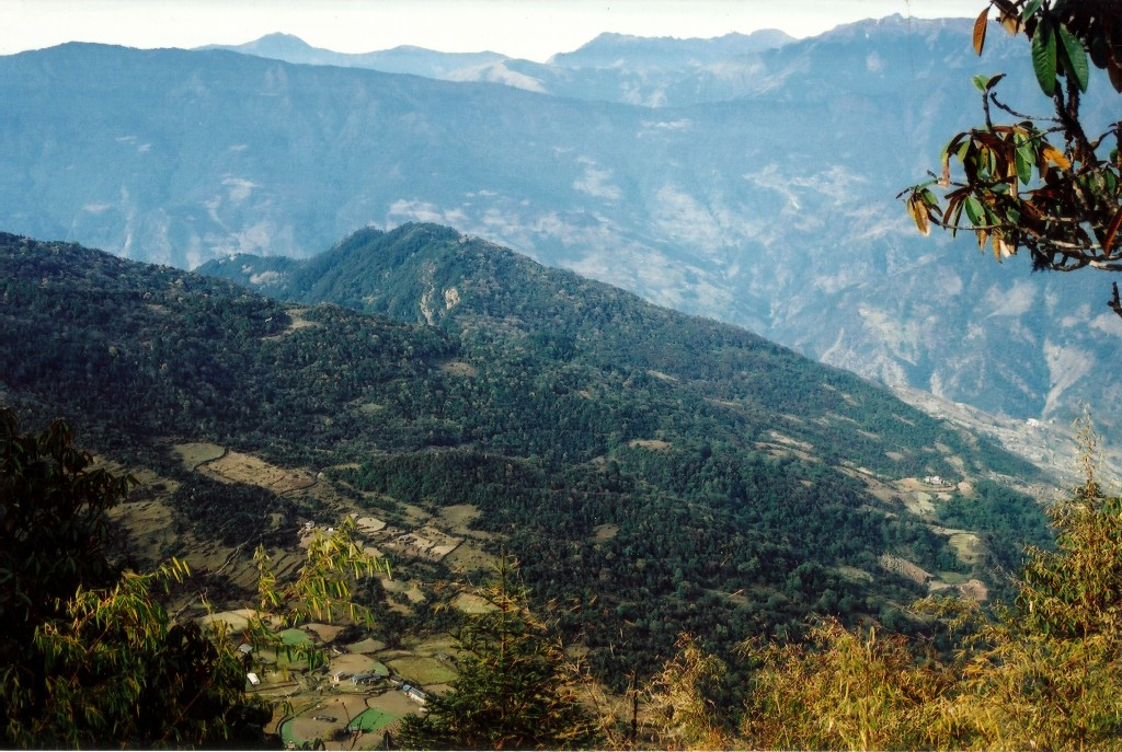 Tamang Heritage Trail Trek trekking hike hiking nepal