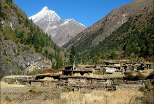 Himalayan Village Lower Dolpo Trek Nepal Trekking Hike Hiking Himalayas