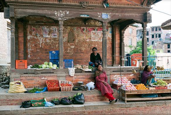 Panauti Kathmandu Valley Nepal